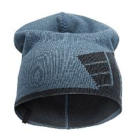 Snickers 9015 Reversible Beanie One Size Petrol/Steel Grey