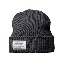 Snickers 9023 AllroundWork Fisherman Beanie One Size Anthracite Melange