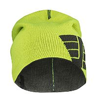 Snickers 9057 Reversible Beanie High Vis Yellow/Steel Grey