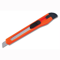 Cutting Knife Light Duty with Locking Device and Snap-off Blades 5 Star