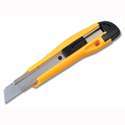 Box Cutter with Locking Device and Snap-off Blades 5 Star