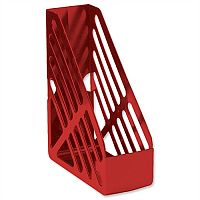 Foolscap Magazine Rack File Red 5 Star