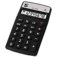 Handheld Office Calculator 8 Digit Battery-power HH8D 5 Star