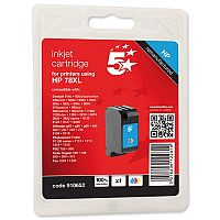 HP 78XL Compatible Tricolour Ink Cartridge C6578A 5 Star