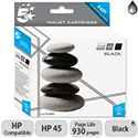 HP Compatible 45 Black Ink Cartridge 51645AE 5 Star