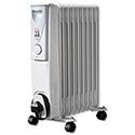 Heater Oil Filled for 20m.sq 230V/50Hz 3 Settings