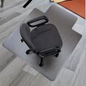 Chair Mat HARD FLOOR Protection PVC 914x1219mm 5 Star
