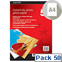 5 Star A4 Glossy Photo Inkjet Paper 240gsm (Pack of 50)