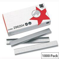Staples 23-8 Box 1000 5 Star