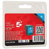 HP 344 Compatible Colour Ink Cartridge C9363EE 5 Star