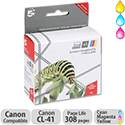 Canon CL-41 Compatible Colour Ink Cartridge 5 Star