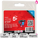 HP 363 Magenta Compatible Ink Cartridge C8772EE 5 Star