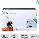HP 363 Light Cyan Compatible Ink Cartridge C8774EE 5 Star