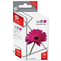 Canon CLI-521 M ( 2935B001 Equivalent ) Magenta Ink Cartridge Compatible/Remanufactured by 5 Star