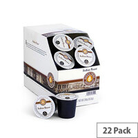 Barista Prima Coffeehouse Italian Roast Pack 22 K-Cup pods for Keurig K140 & K150 93-07012