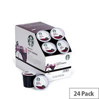 Starbucks Caffe Verona Pack 24 K-Cup pods for Keurig