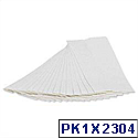 5 Star Paper Hand Towel C-fold Two-ply Rectangular Sheet Size 230x330mm White [2304 Sheets]