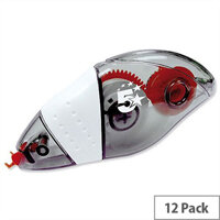 5 Star Office Correction Tape Roller 4.2mmx8.5m Pack 12