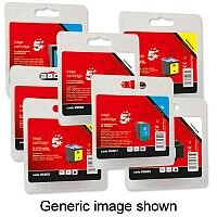 Canon PGI-525 BK ( 4529B001 Equivalent ) Black Ink Cartridge Compatible/Remanufactured by 5 Star