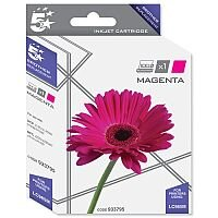 Brother LC985M Compatible Magenta Inkjet Cartridge 5 Star