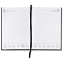 5 Star 2014 Diary Day to Page Saturday and Sunday Separate 70gsm W148xH210mm A5 Blue
