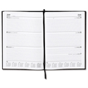 5 Star 2014 Diary Week to View Full Week on Two Pages 70gsm W210xH297mm A4 Blue