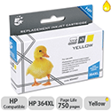 HP Compatible 364XL Yellow Inkjet Cartridge CB325EE 5 Star