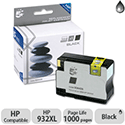 HP Compatible 932XL Black Inkjet Cartridge CN053AE 5 Star