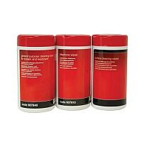 5 Star General Purpose Office Cleaning Wipes in Tubs (Pack 3)