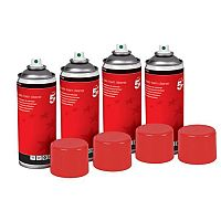 Anti-static Foam Cleaner General Purpose 400ml Can 5 Star [Pack 4]