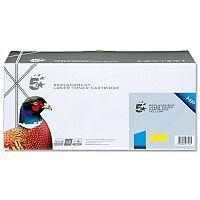Compatible HP 507A Yellow Toner Cartridge CE402A 5 Star