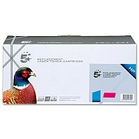Compatible HP 507A Magenta Toner Cartridge CE403A 5 Star