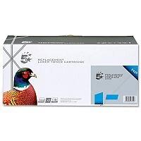 5 Star Compatible Laser Toner Cartridge Page Life 1800pp Cyan [HP No. 131A CF211A Alternative]