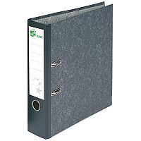 5 Star Eco Lever Arch File A4 Recycled 70mm Cloud Effect