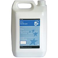 5 Star Facilities Disinfectant Kitchen and Washroom Citrus 5 Litre