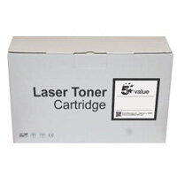 HP Remanufactured 36A Black Laser Toner Cartridge 5 Star Value CB436A