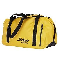 Snickers 9609 Waterproof Duffel Bag Yellow