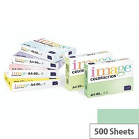 Image Coloraction Forest Pastel Green A4 Paper 80gsm Pack of 500