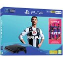 PS4 500GB Console with FIFA 19 and 1 Controller Bundle