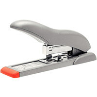 Rapid Fashion Heavy Duty Stapler HD70 Silver & Orange