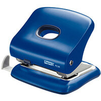 Rapid Desktop Hole Punch FC30 30 Sheets Blue
