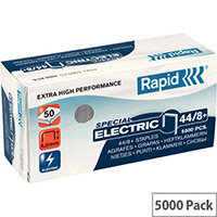 Rapid SuperStrong Staples 44/8+ Electric 5M G