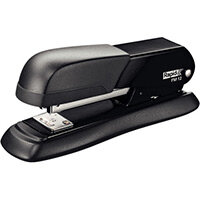 Rapid Desktop Metal Halfstrip Stapler FM12 Black