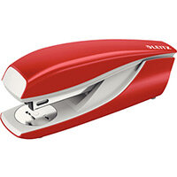Leitz New NeXXt Metal Office Stapler 3mm Red