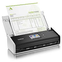 Brother ADS-1600W Compact Wireless Scanner