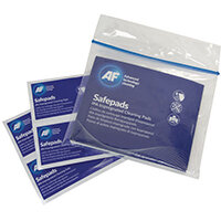 AF Lint Free IPA Safepads Pack of 10 SPA010