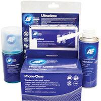 AF Phone Clene, Multi-Screen Clene and Ultraclene Bundle FOC Label Clene AFI838858