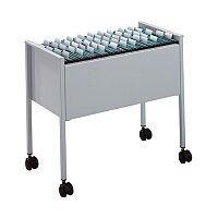 Durable Filing Trolley Grey 3097/10