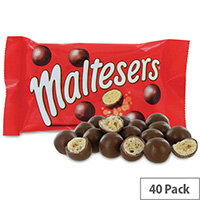 Mars Maltesers Chocolate and Honeycomb Pack 40 100533