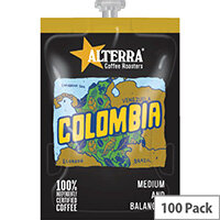 Flavia Alterra Colombia Sachets Pack of 100 NWT586